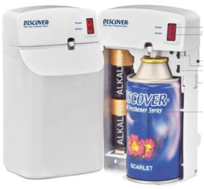 Автоматический профессиональный ароматизатор воздуха предназначен для.